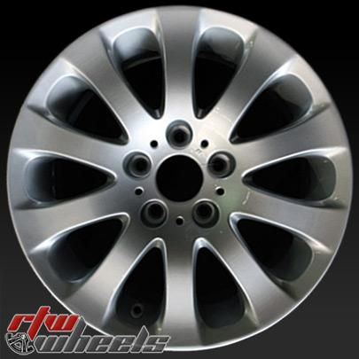 BMW 3 Series oem wheels for sale 20062013 17 Silver rims 59582