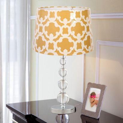 Threshold Acrylic Stacked Ball Lamp Base Clea Target Ball Lamps Lamp Bases Lamp