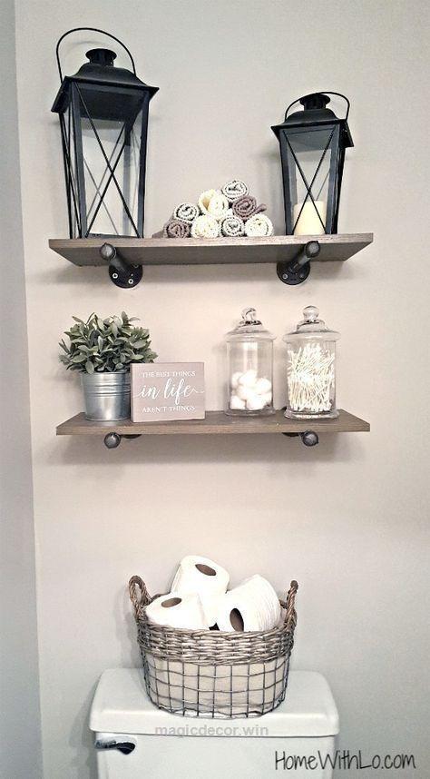 Pin de Ashley Cuddington en New home ideas | Pinterest | Baños, Baño ...