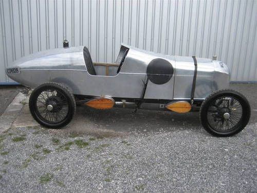 Wolseley Mile George Miller Race Replica For Sale