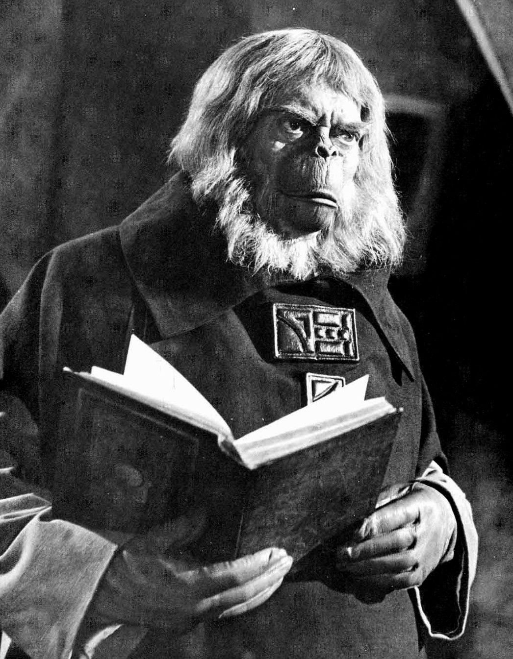 Minister in Beneath the Planet of The Apes