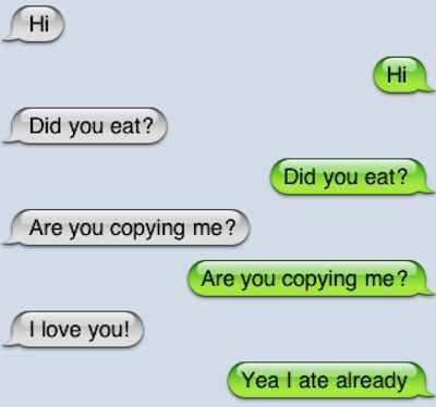 21 People Who Don't Have Time For Your Flirtatious Texting