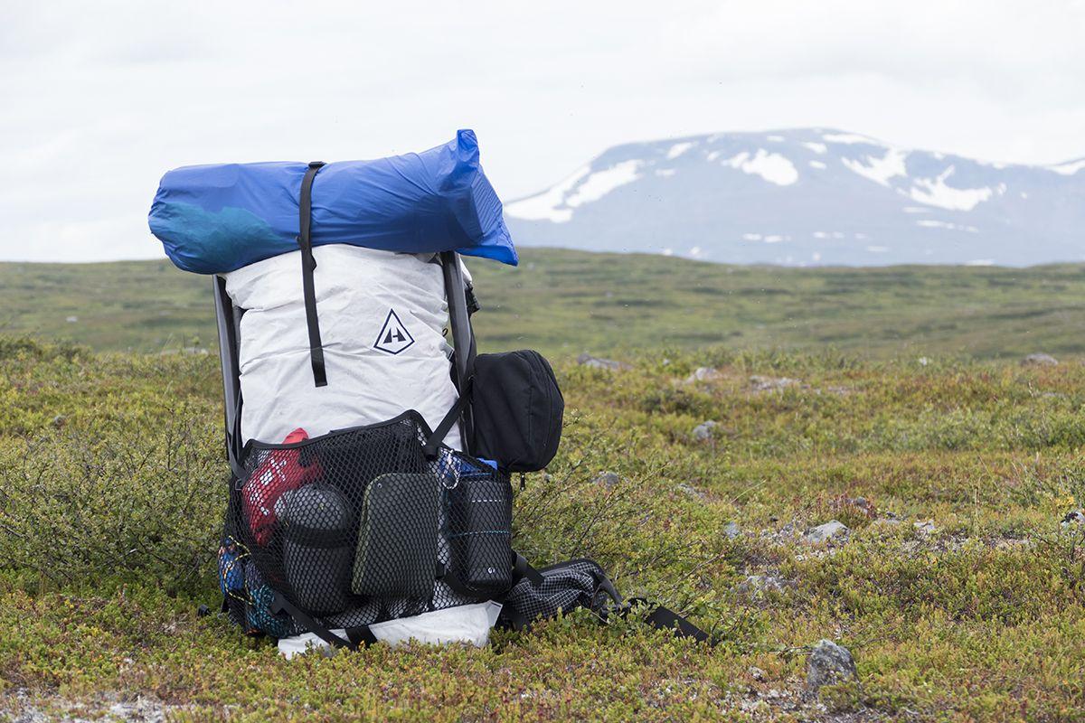 HMG Windrider 4400 - my first ultra-light backpack  2165eeeba