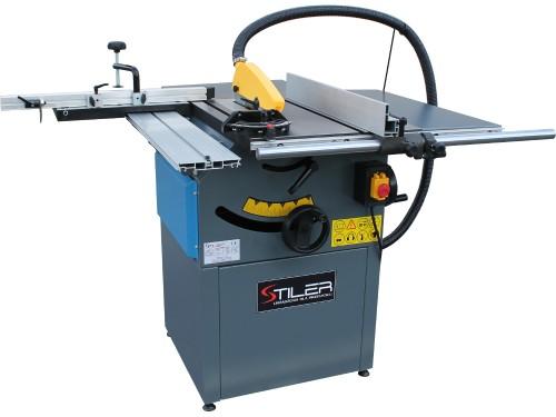 Pila Tarczowa Stolowa Stiler Ts 250 Stiler Profesjonalne Maszyny Do Obrobki Metalu Drewna I Blachy Vehicle Jumper Cables