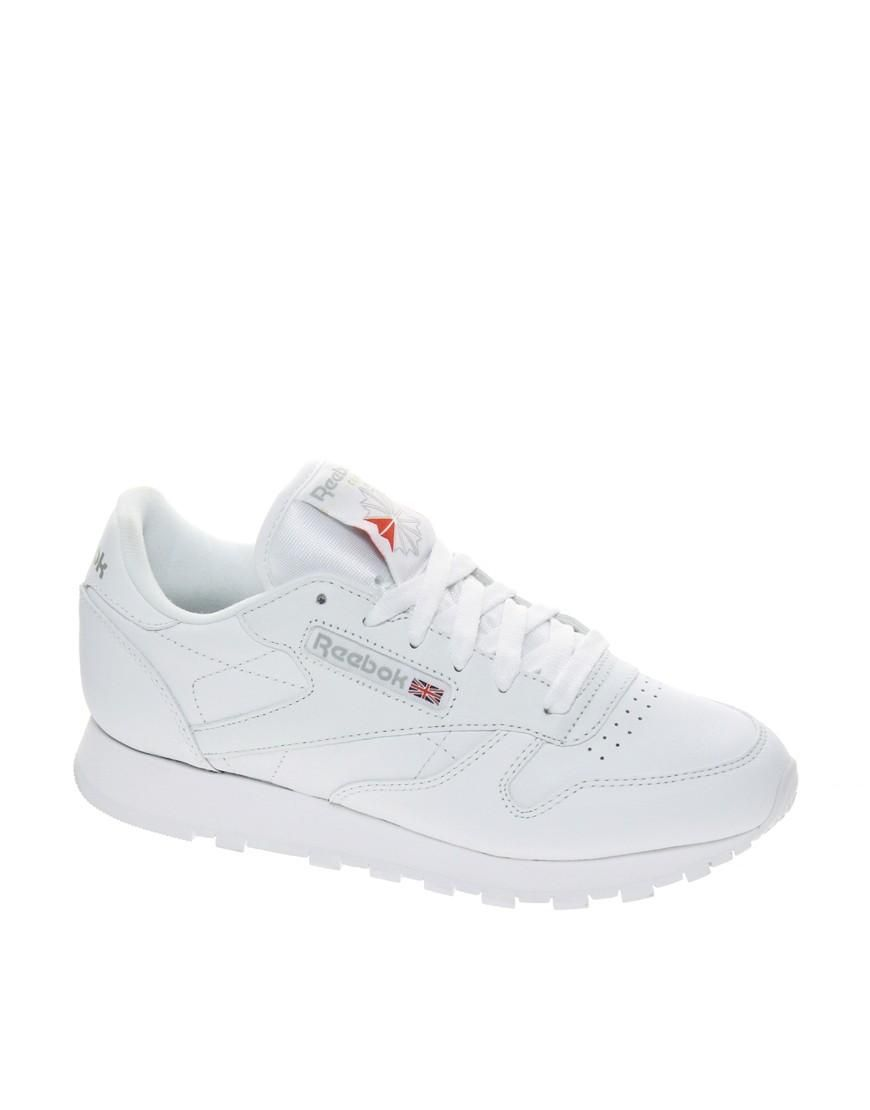 Classic Leather Sneakers Reebok Classic Leather Sneakers Adidas Shoes Outlet