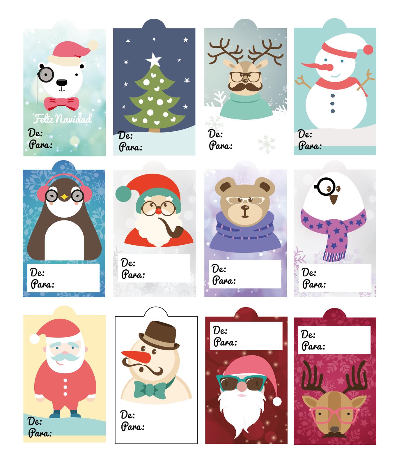 tarjetas+de+navidad+plantilla.png (1371×1600) | Navidad | Pinterest ...