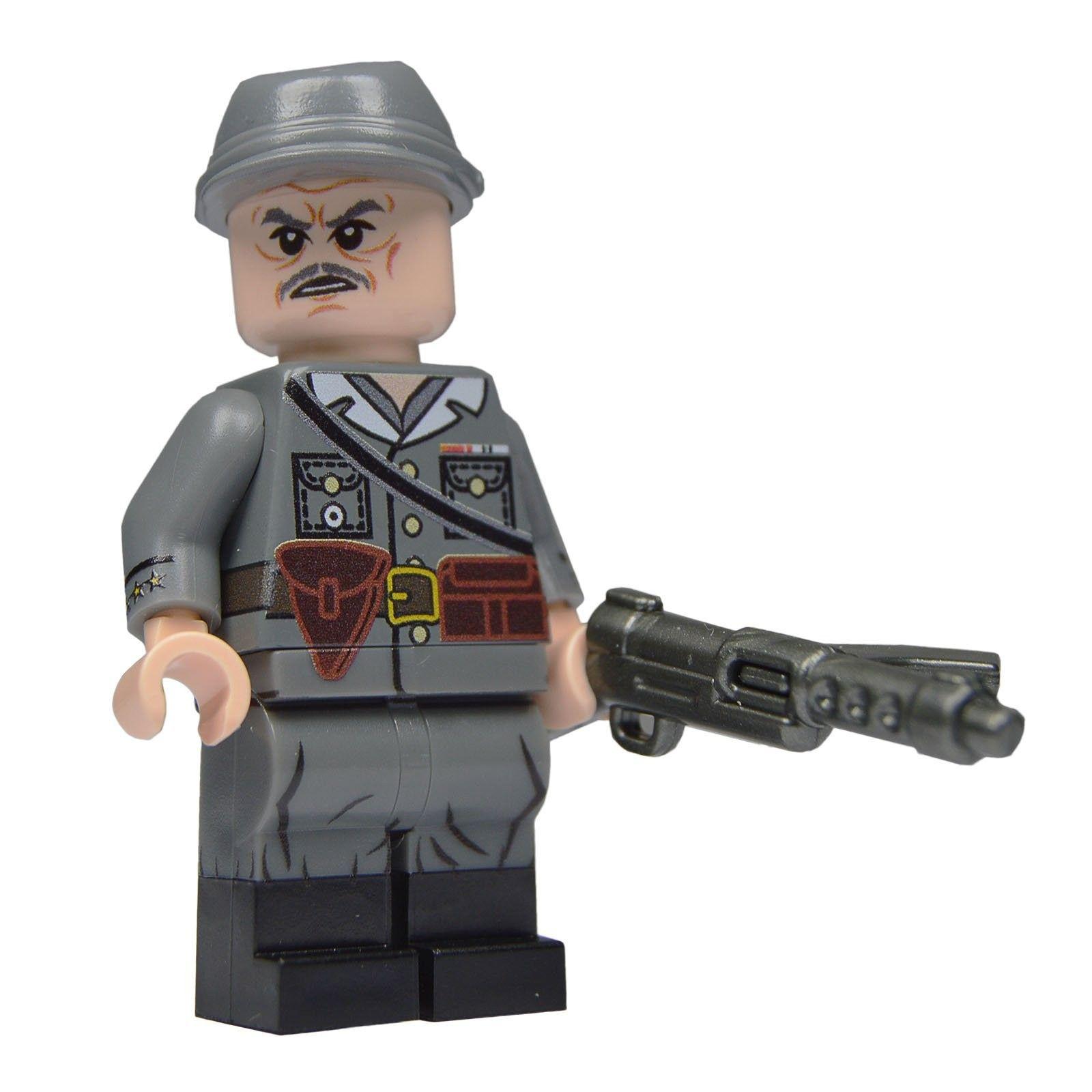 LEGO® brick AMERICAN REVOLUTION custom American RIFLEMAN Minifigure Version 1