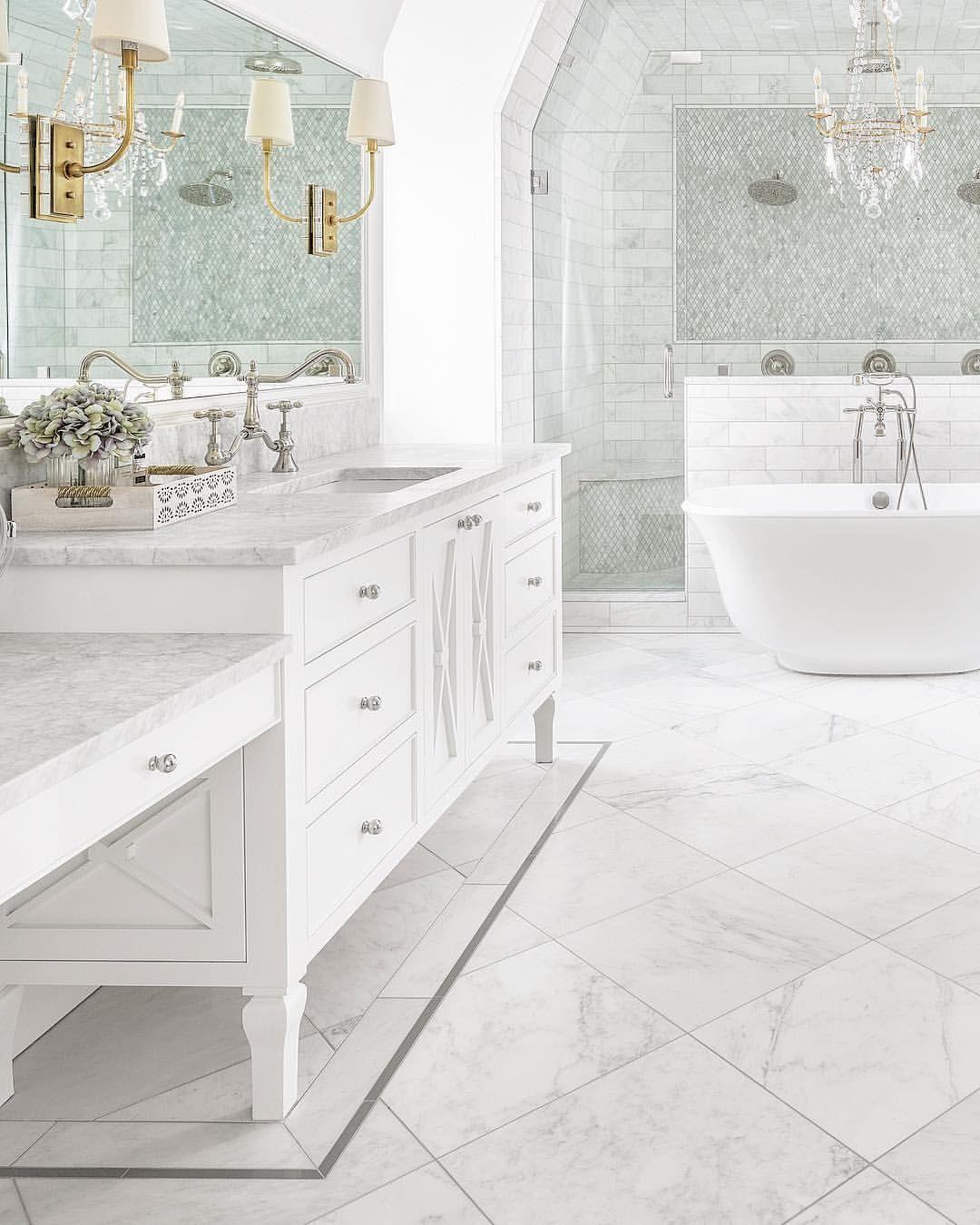 Modernes Landhausstil Badezimmer