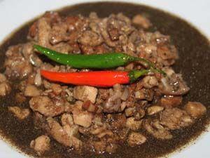 how to make dinuguan recipe