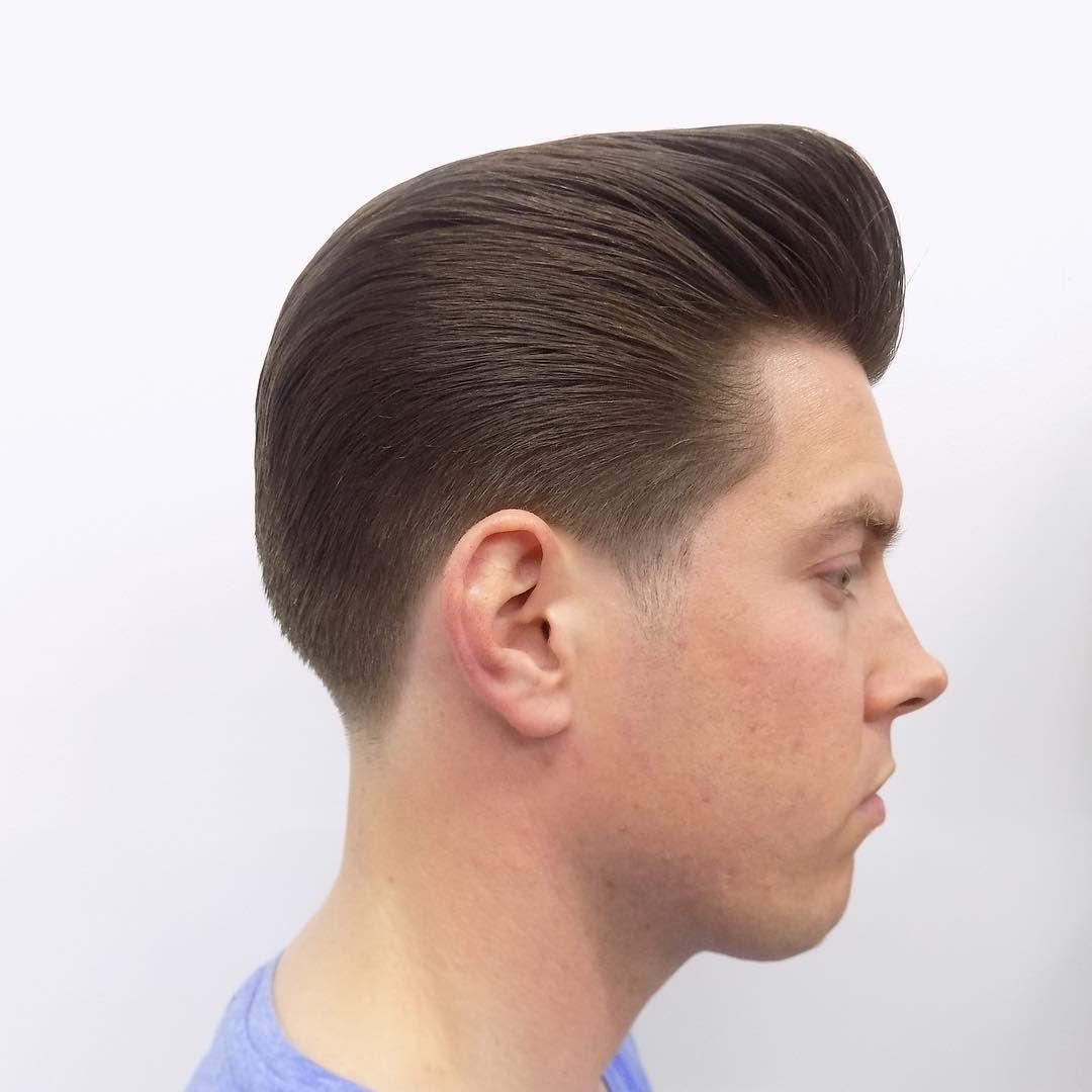 the pompadour haircut | pompadour haircut | pompadour