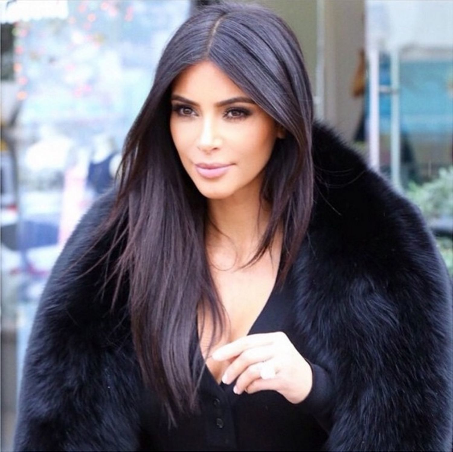 5 best kim kardashian long hairstyles you must try