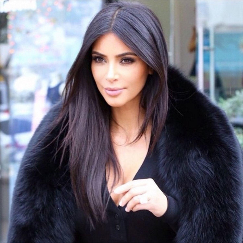 hair curls kim kardashian | Looks - Hair - Curls | Pinterest ...