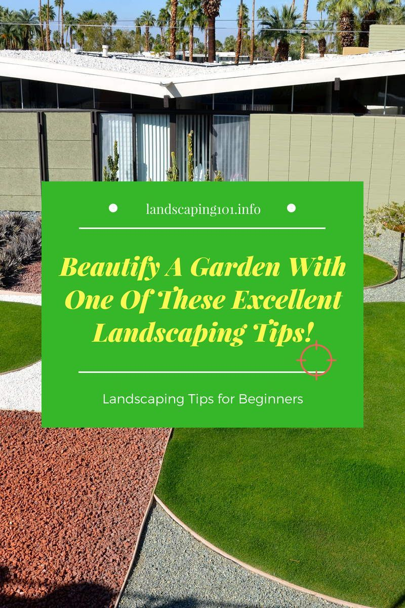 Many times a professional landscape architect or designer are not needed  for your landscaping renovation. Using a professional landscaper can be  quite ... - Beautify A Garden With One Of These Excellent Landscaping Tips