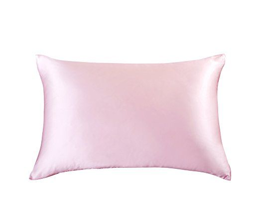 Silk Vs Satin Pillowcase Unique Amazon Esasilk Mulberry Silk Satin Pillowcase For Hair Inspiration