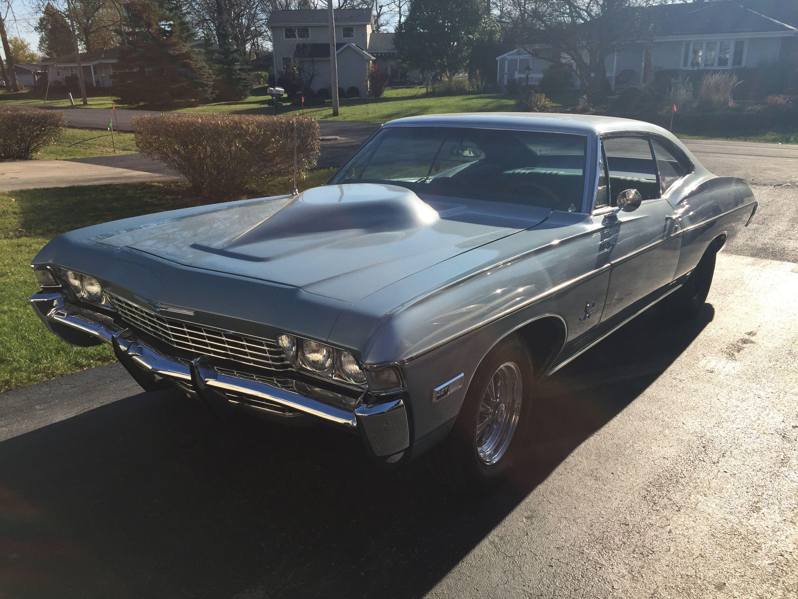 1968 Chevrolet Impala Baldwin Motion
