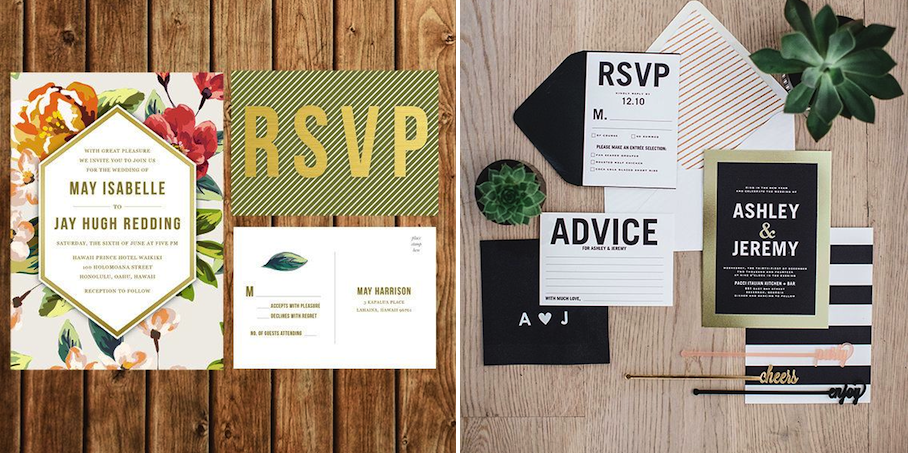 Make Sure YouRe Prompt On Responding To The Invitation The Bride