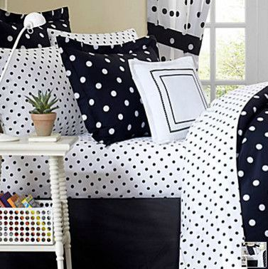 Awesome Polka Dot Sheets Queen Size
