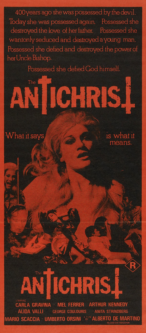 Antichrist, Occult, Exploit, Horror, Vintage | Occult