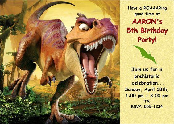 Free Printable Dinosaur Birthday Invitations Dinosaur Party Invitations Dinosaur Birthday Invitations Dinosaur Birthday Party Invitations