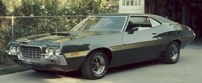Pin By Michael Parnell On Dream Cars Cars Movie Famous Movie Cars Grand Torino