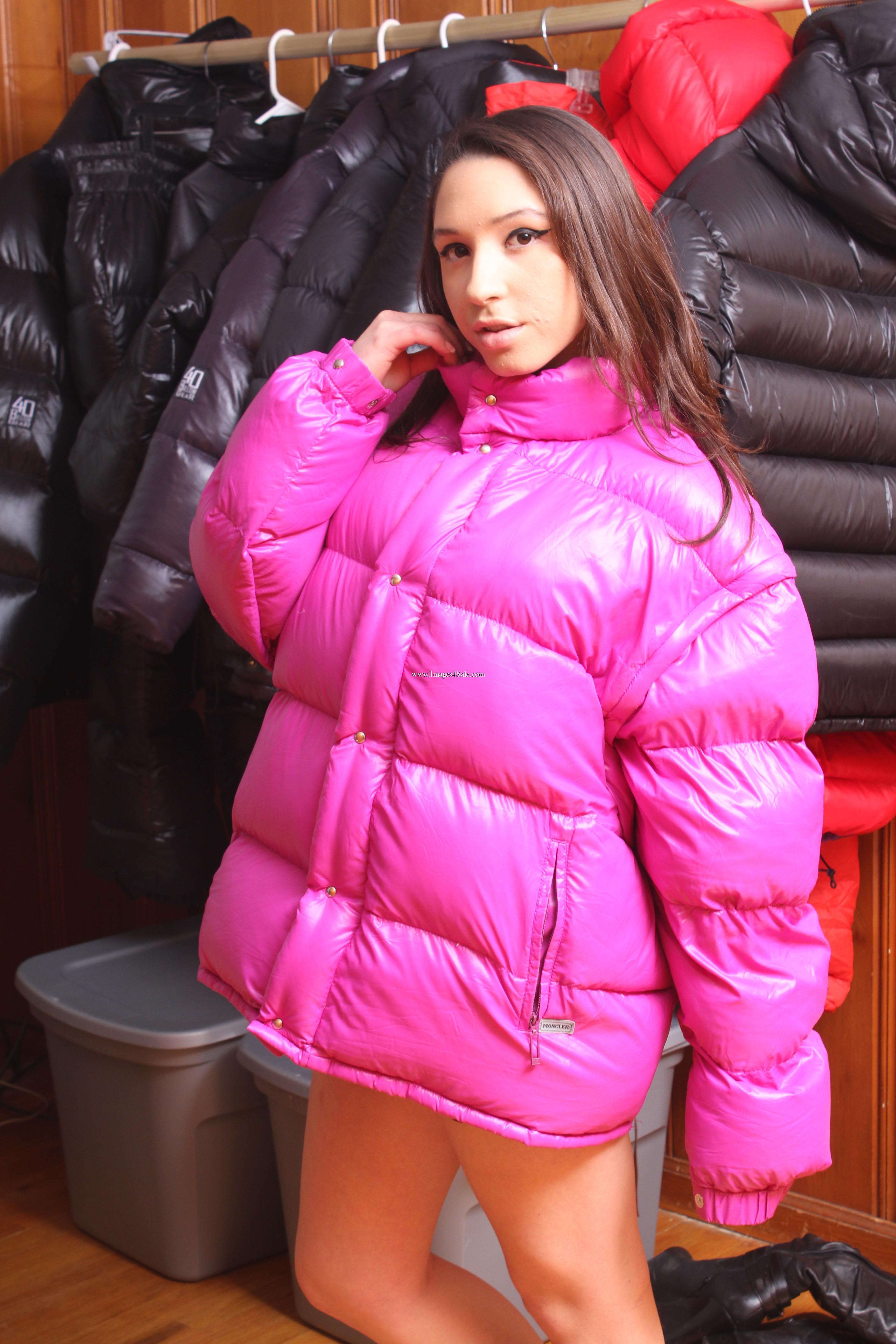 Fetish for jackets coats