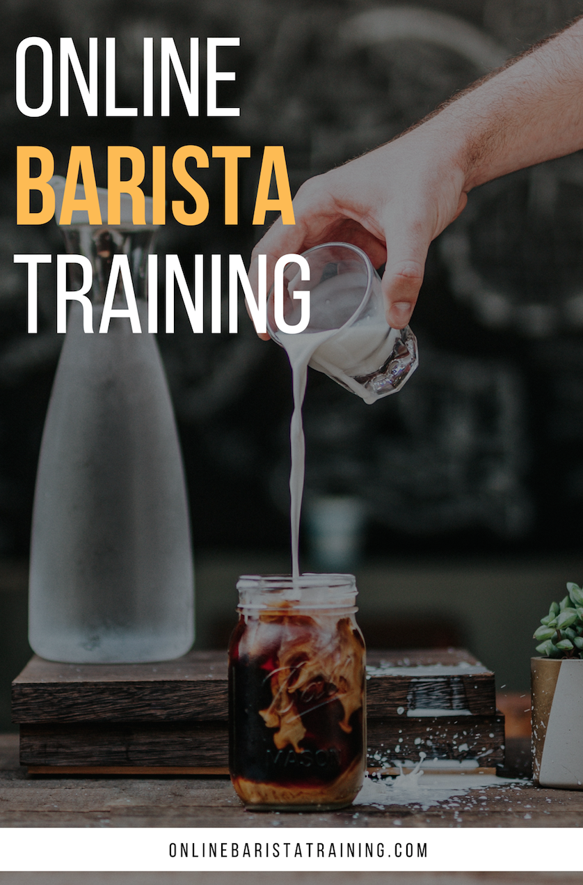 Line Barista Training We Help You Train Your Baristas Online With