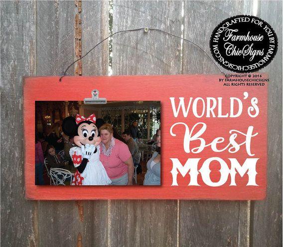 gift for mom, best mom frame, mom gift, world\u0027s best mom, mom