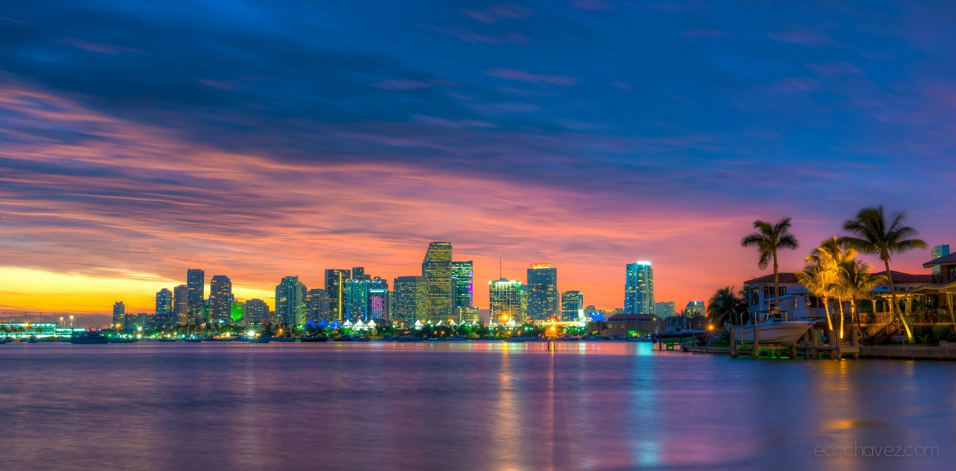 7v4a3cr Jpg 1860 918 Miami Skyline Skyline New York Skyline