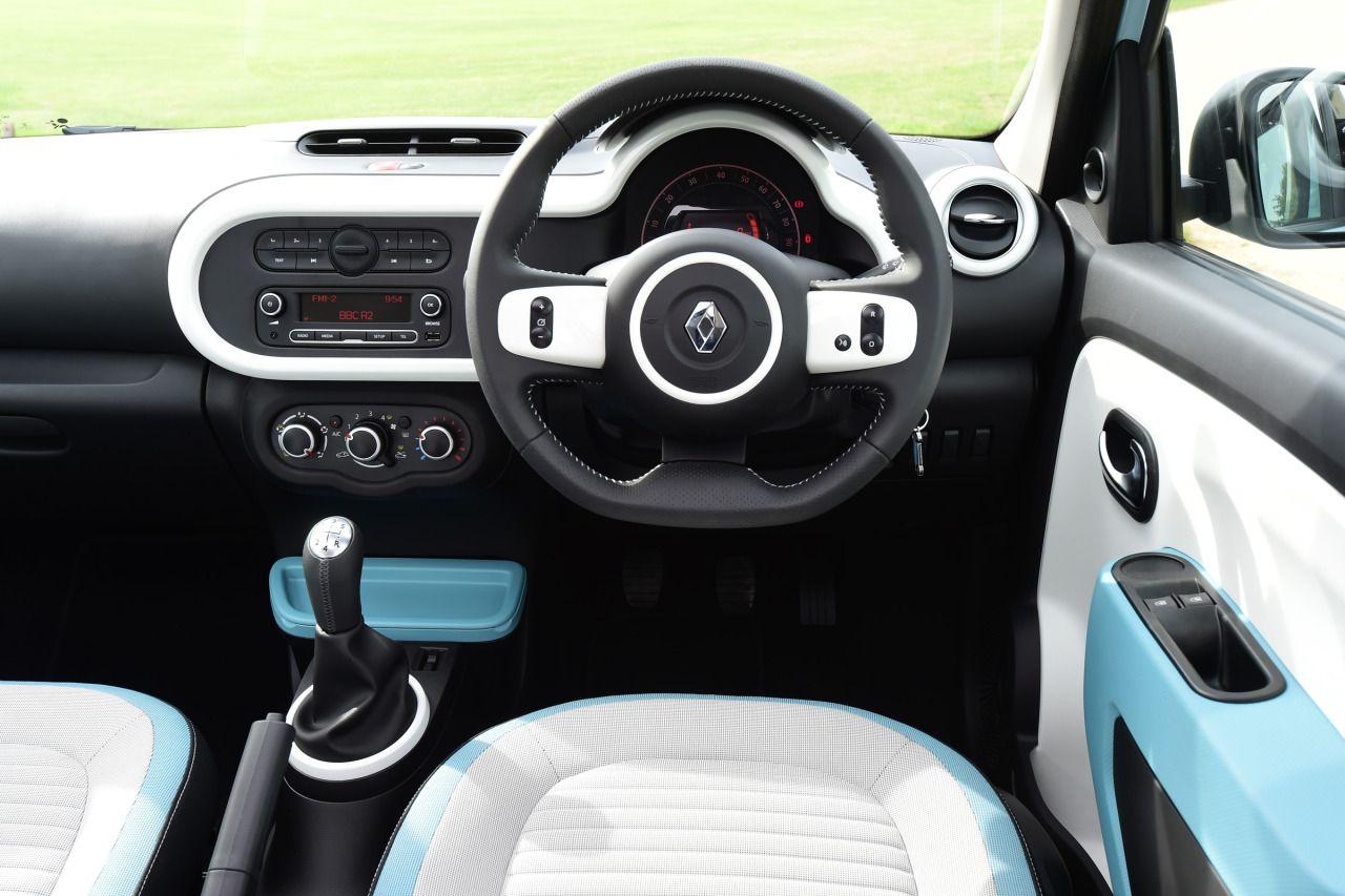2016 Renault Twingo Car Interior Car Interior