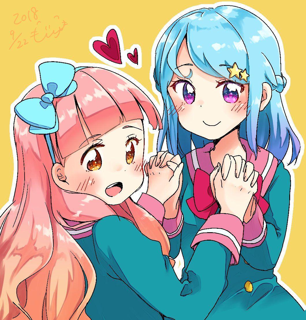 Aine Yuki And Mio M. Anime, Yuki, Art