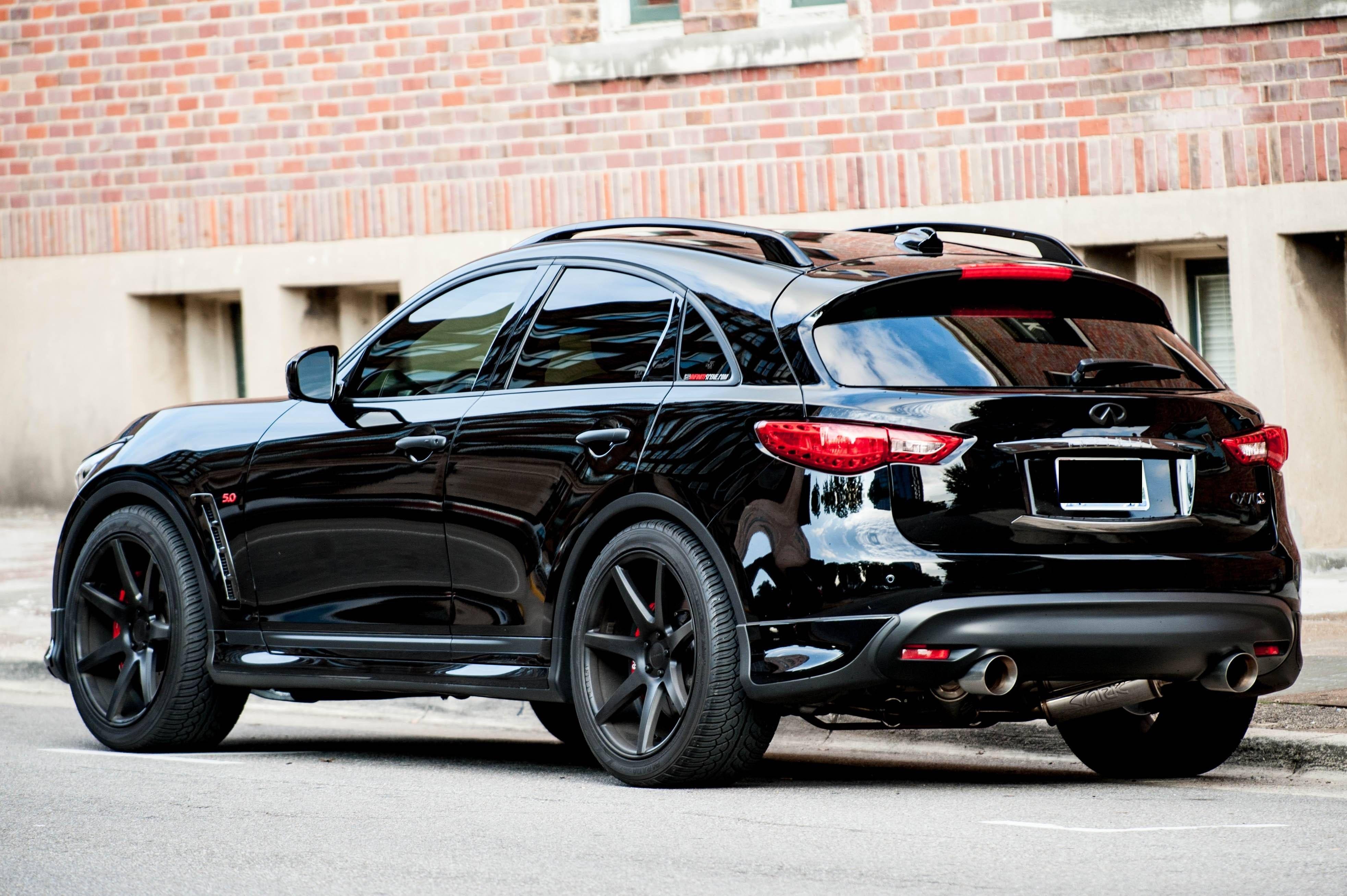The Beast Infinity suv, Luxury suv, Dream cars