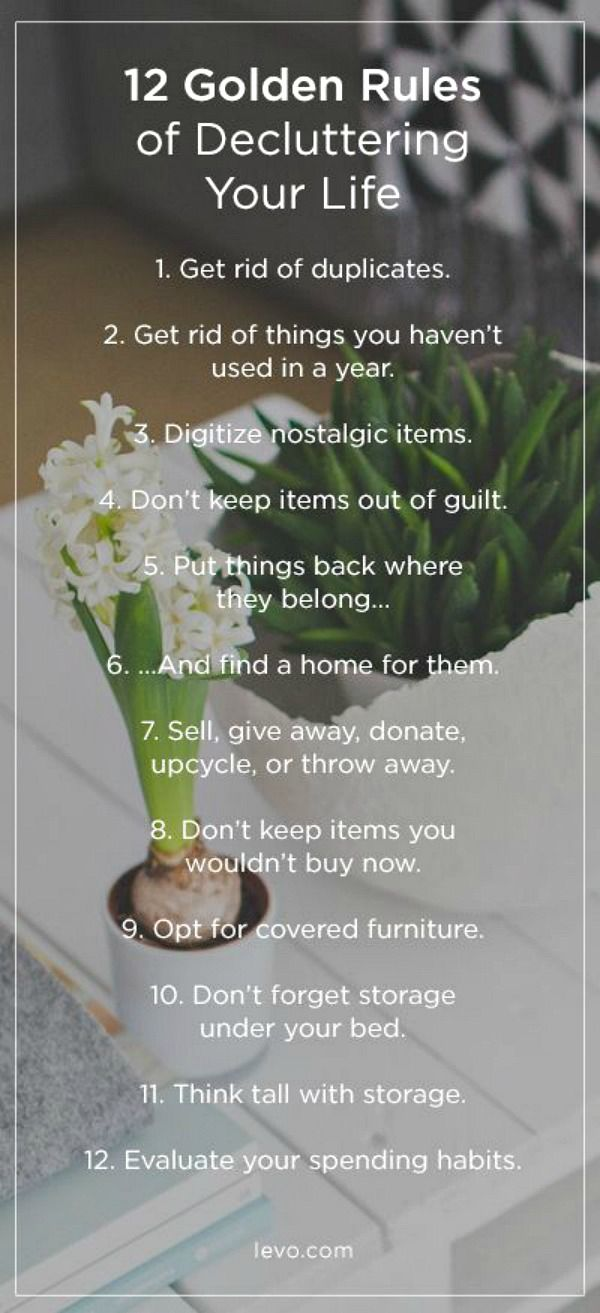 Seven Of The Best No Cost Decorating Tips #decoratingtips