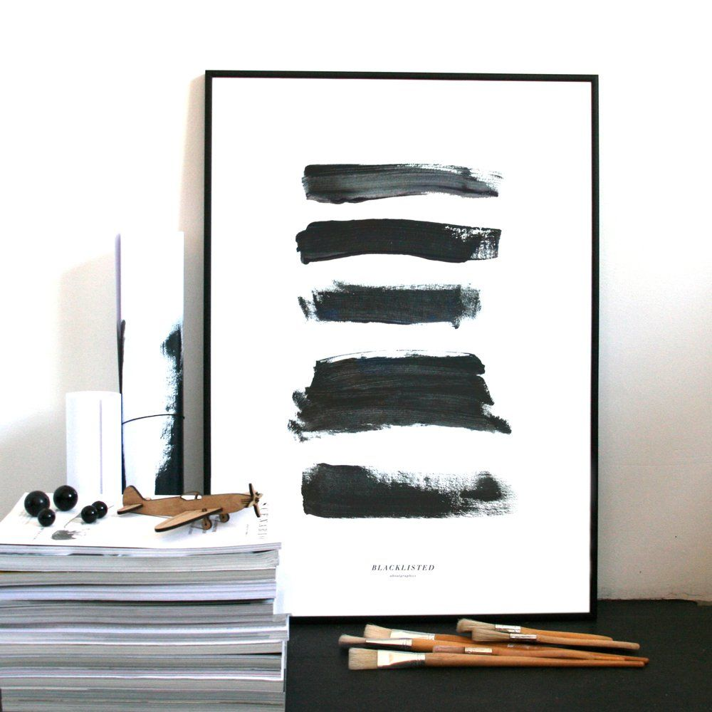 Blacklisted japanese art modern art art display