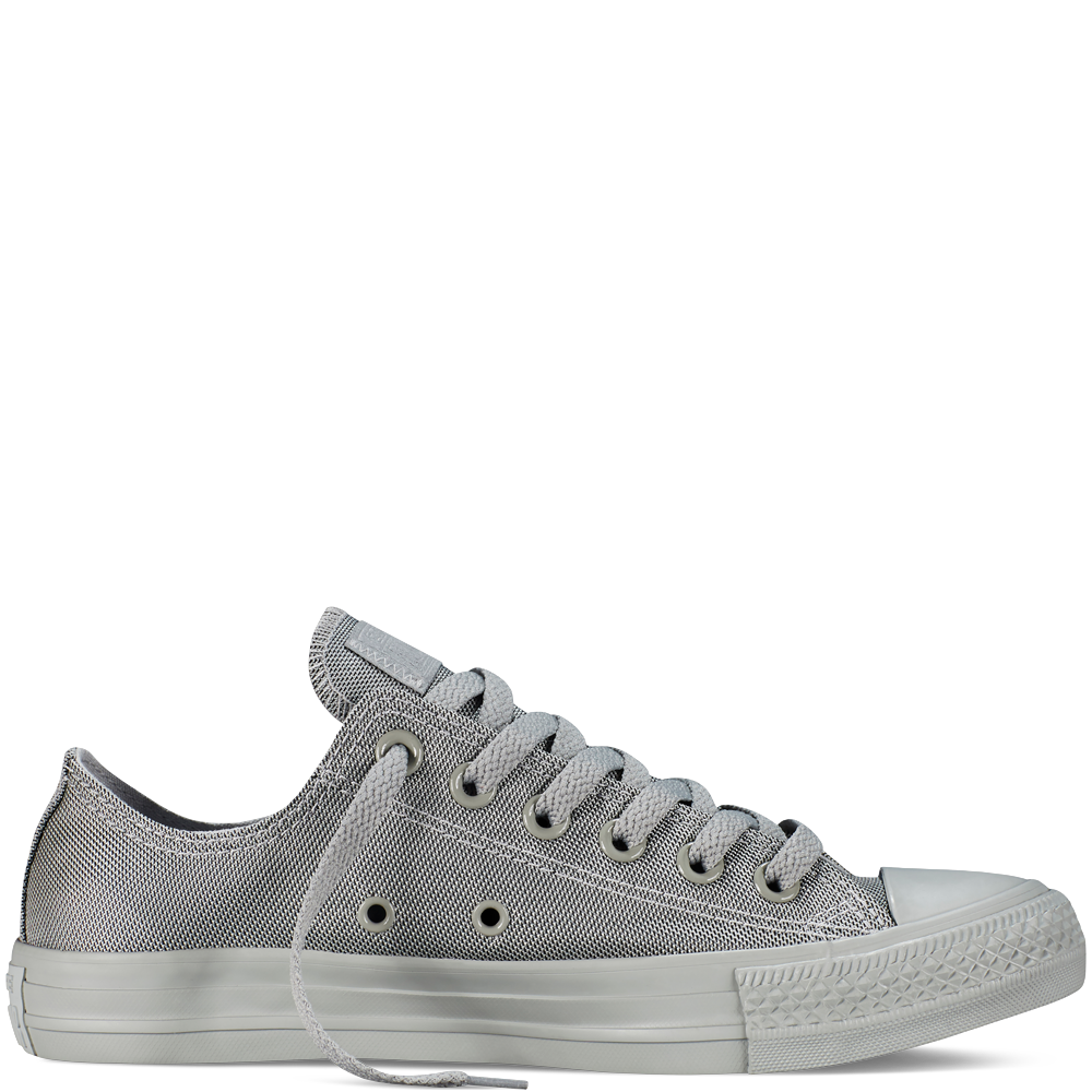 efacc5c9b5ccfe Converse - Chuck Taylor All Star Nylon Mono -Mirage Grey - Low Top ...