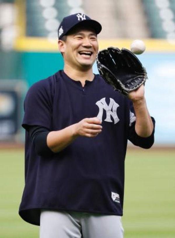 ヤンキース・田中将大は第1戦に先発…ア・リーグ優勝決定シリーズ
