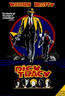 Dick Tracy... A god! Looked up to this guy as a kid