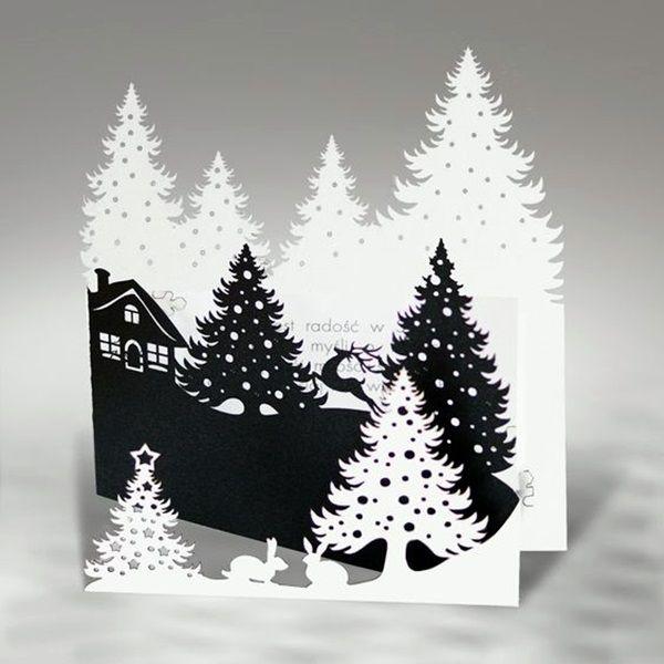kirigami for christmas