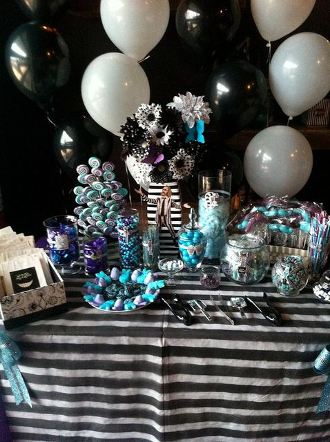 Superb Tim Burton Theme Baby Shower... My Dream Shower More Jack Skellington U0026  Sally