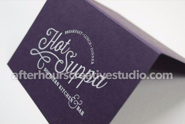 Letterpress Business Cards Colorplan Duplex Business Cards