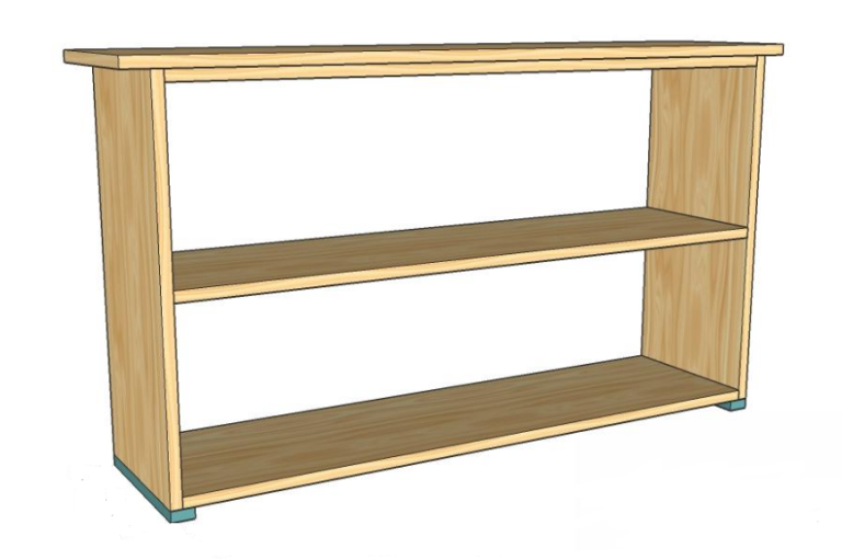 How To Build A Simple Bookcase Bookshelves Diy Simple Bookshelf