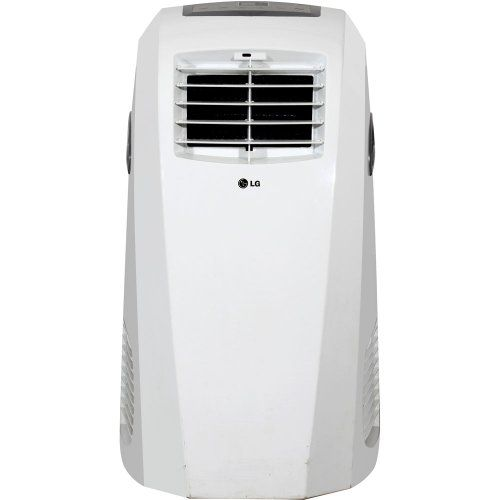 LG Electronics LP0910WNR 9,000 BTU Portable Air Conditioner with Remote Control – White