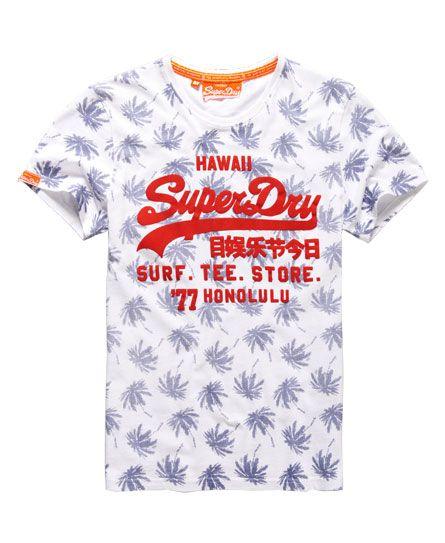 Superdry Camiseta Shirt Shop Surf  bbfc56b21a5