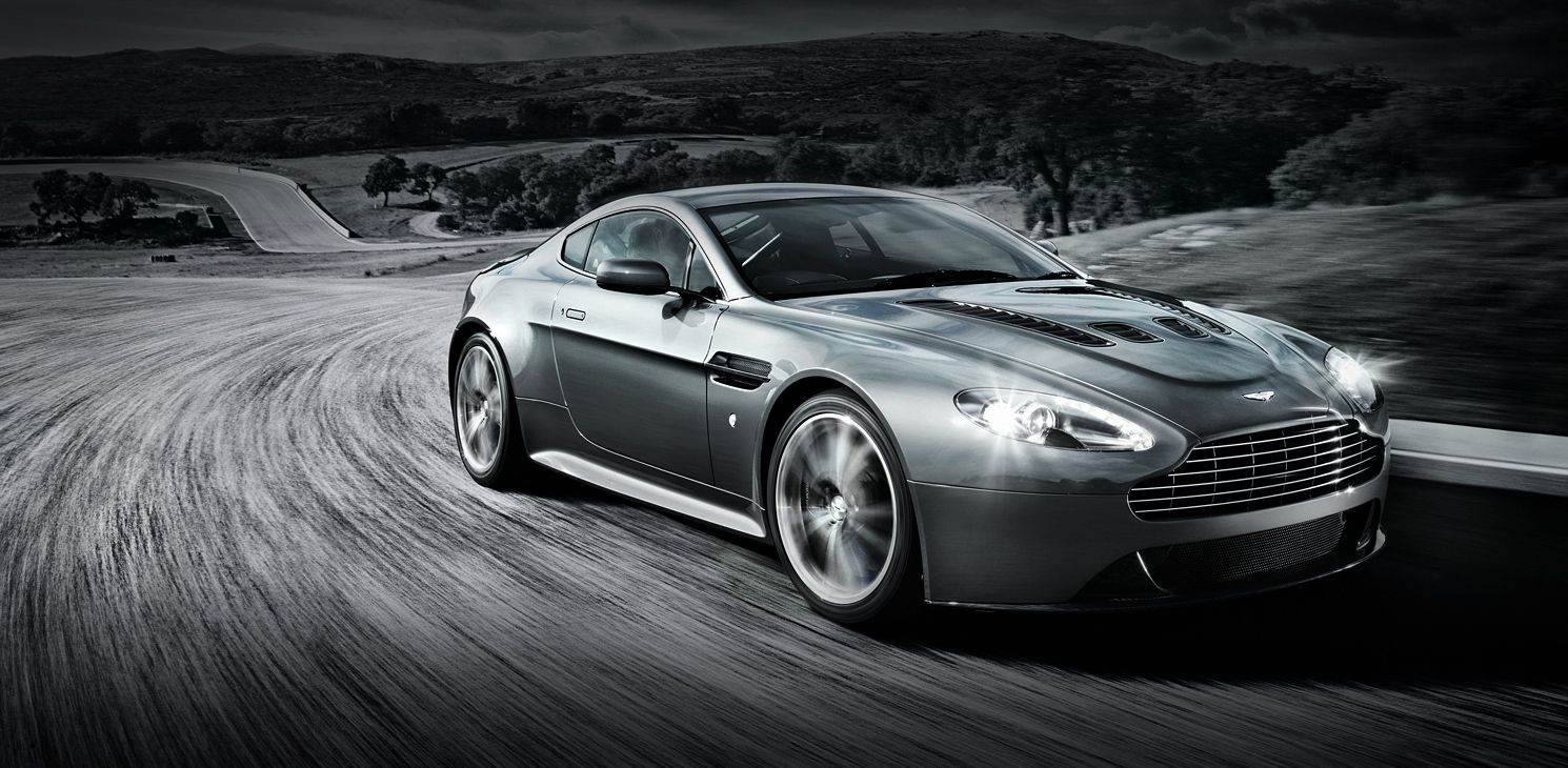 Aston Martin V12 Vantage: Top 10 Luxury Sports Cars From
