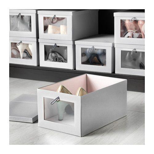 hyfs bo te transparente avec couvercle ikea inspirations deco pinterest couvercle ikea. Black Bedroom Furniture Sets. Home Design Ideas