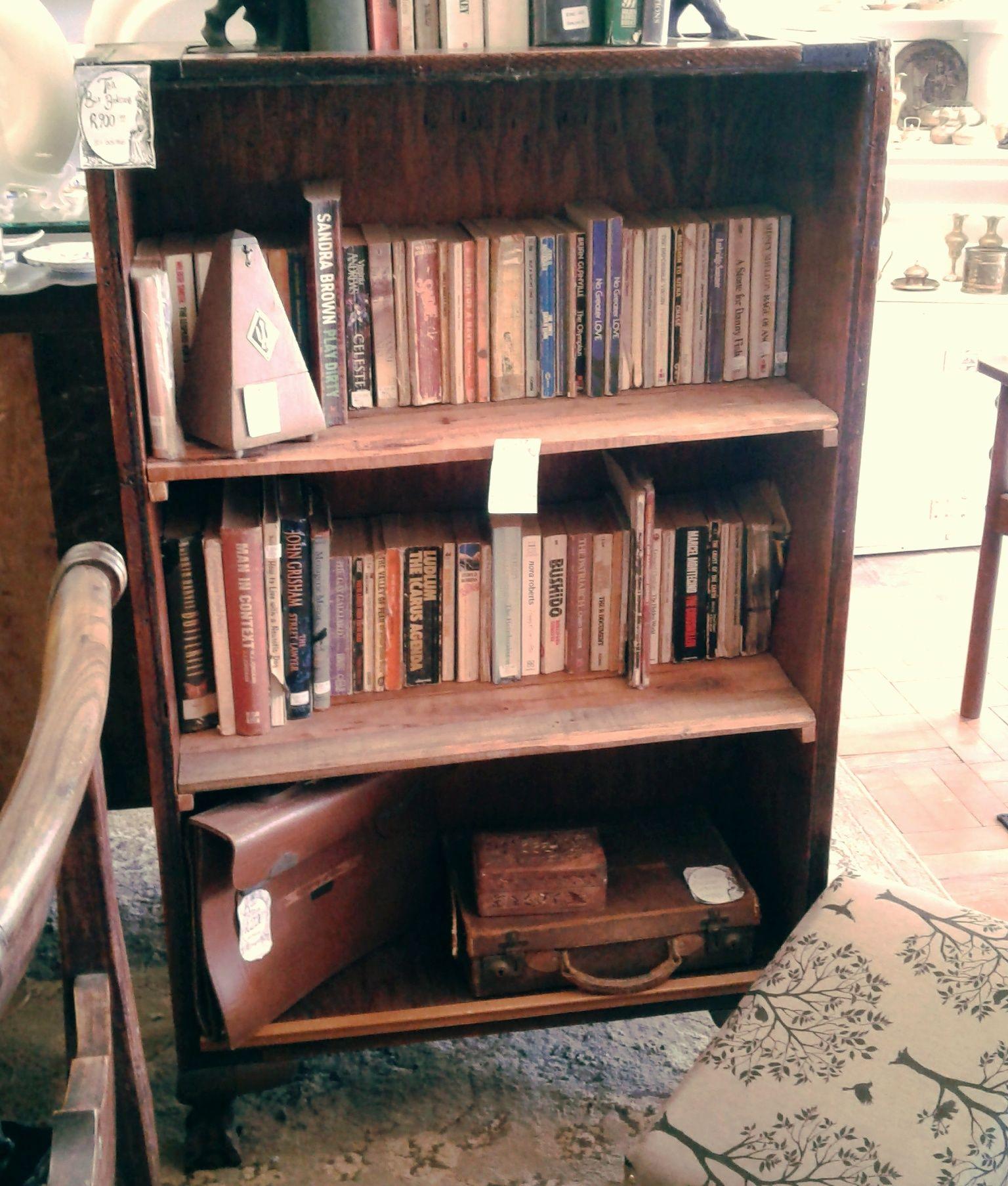 Tea Box Bookcase Zar900 00 Bookcase