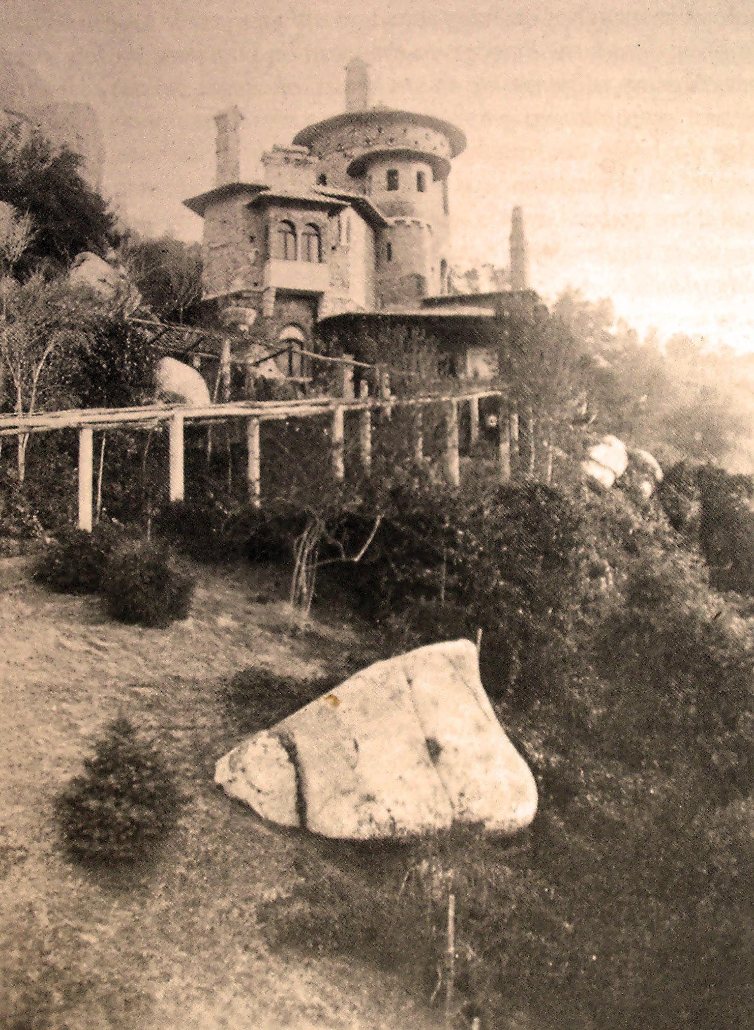 Vila Sasseti em Sintra ou Quinta da Amizade