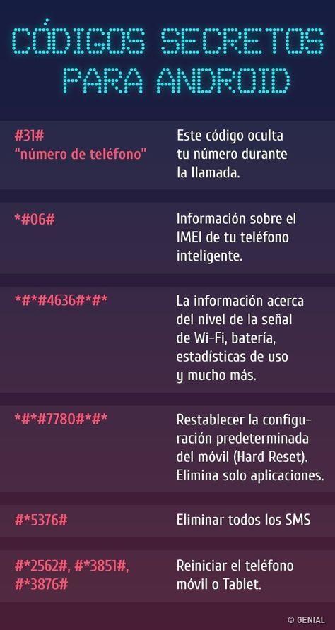 13 Funciones ocultas de tu móvil que no sabías que existían - new tabla periodica actualizada 2017 con nombres