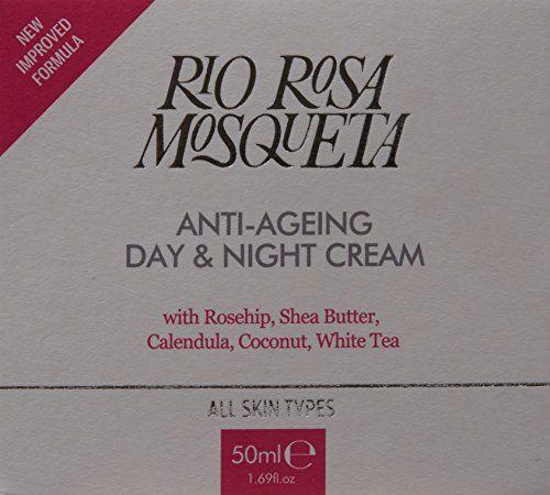 Rio Amazon Anti-Ageing Organic Rosa Mosqueta Day and Night cream 50ml