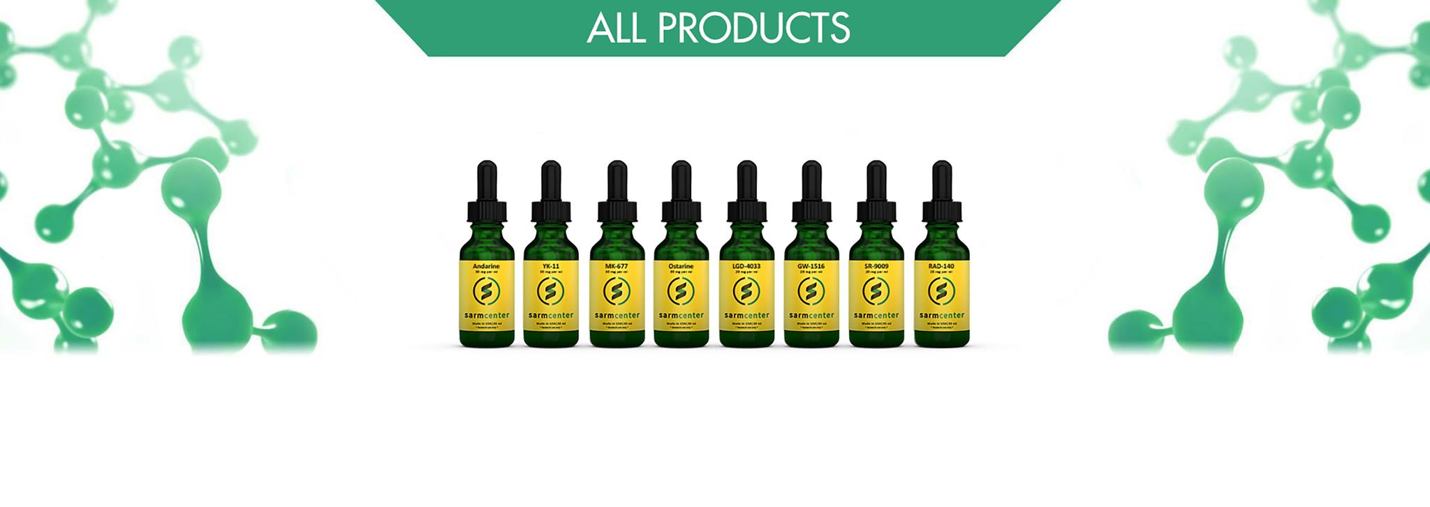 10 Bottles Custom Stack – Sarm Center | Endurance