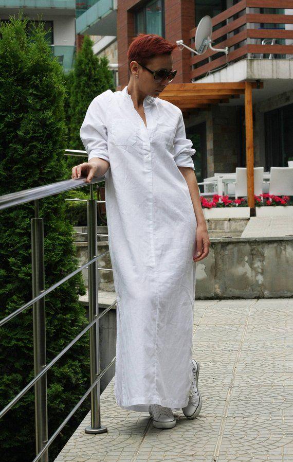 67b9930665e Linen Dress